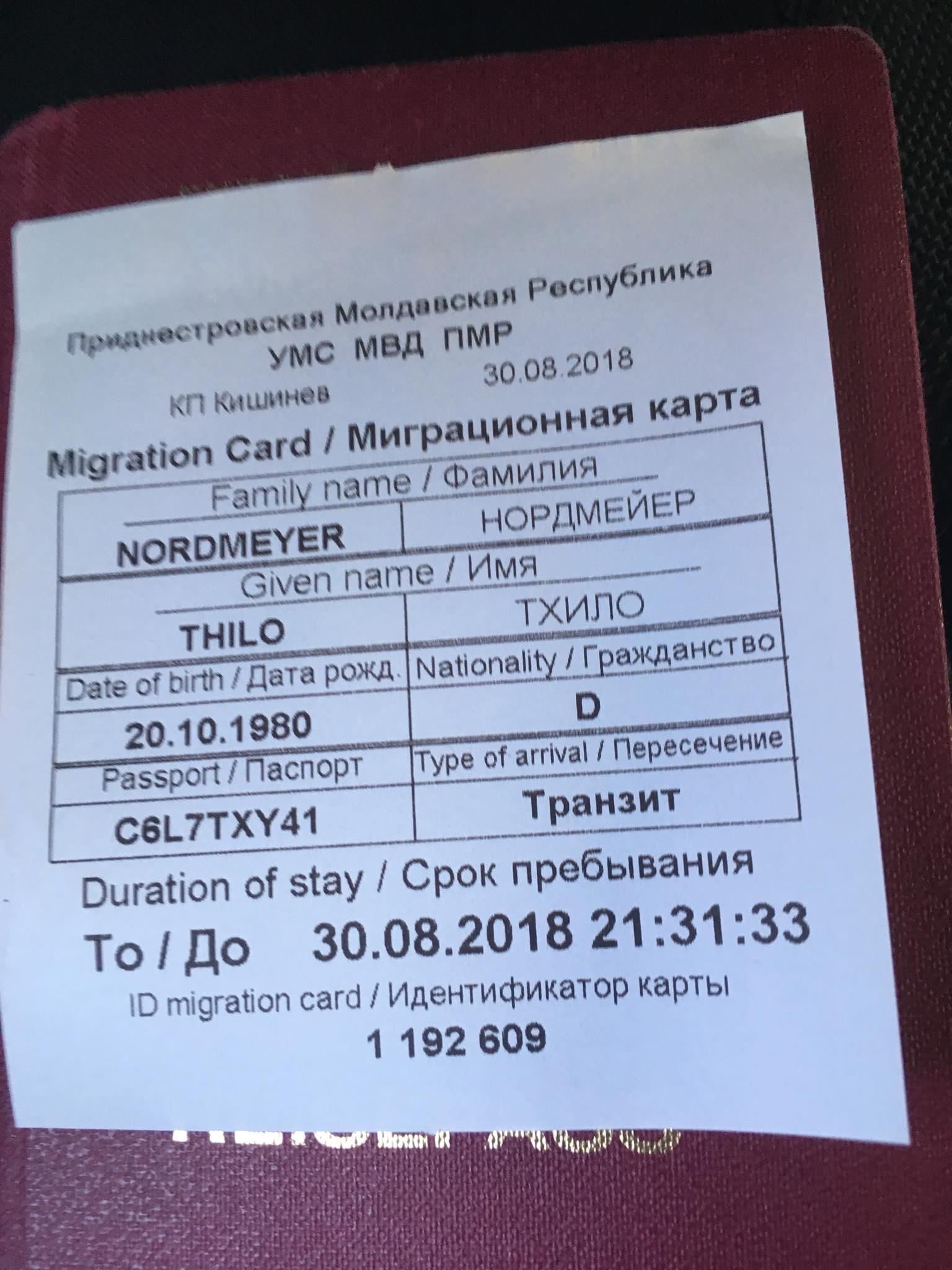 Kvint aus Tiraspol