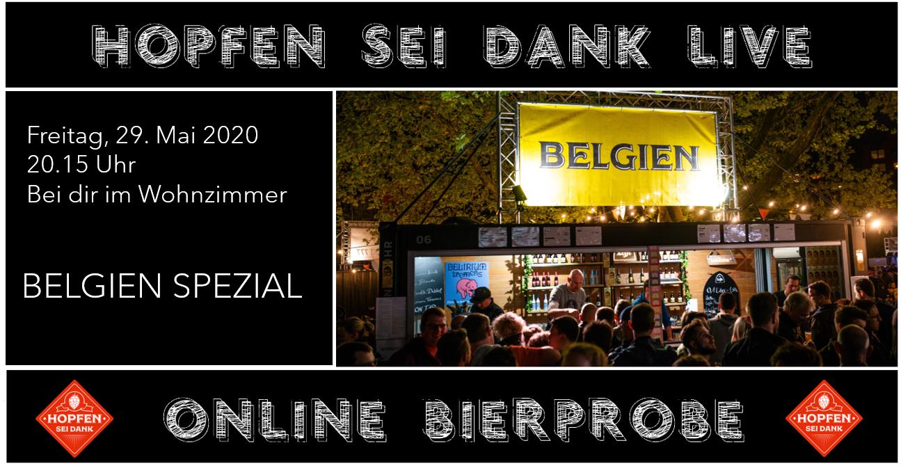 Belgiens Bierlandschaft!